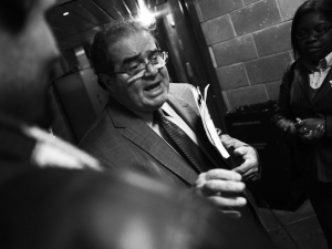Justice Scalia, who wrote the plurality opinion in Kerry v. Din. Photo courtesy of Hoyabird8 via Wikimedia Commons.