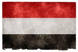 Yemen flag. Image courtesy of Flickr user Nicolas Raymond.