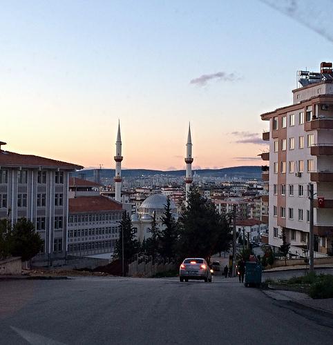 Gaziantep, Turkey. Photo by Lolita Brayman
